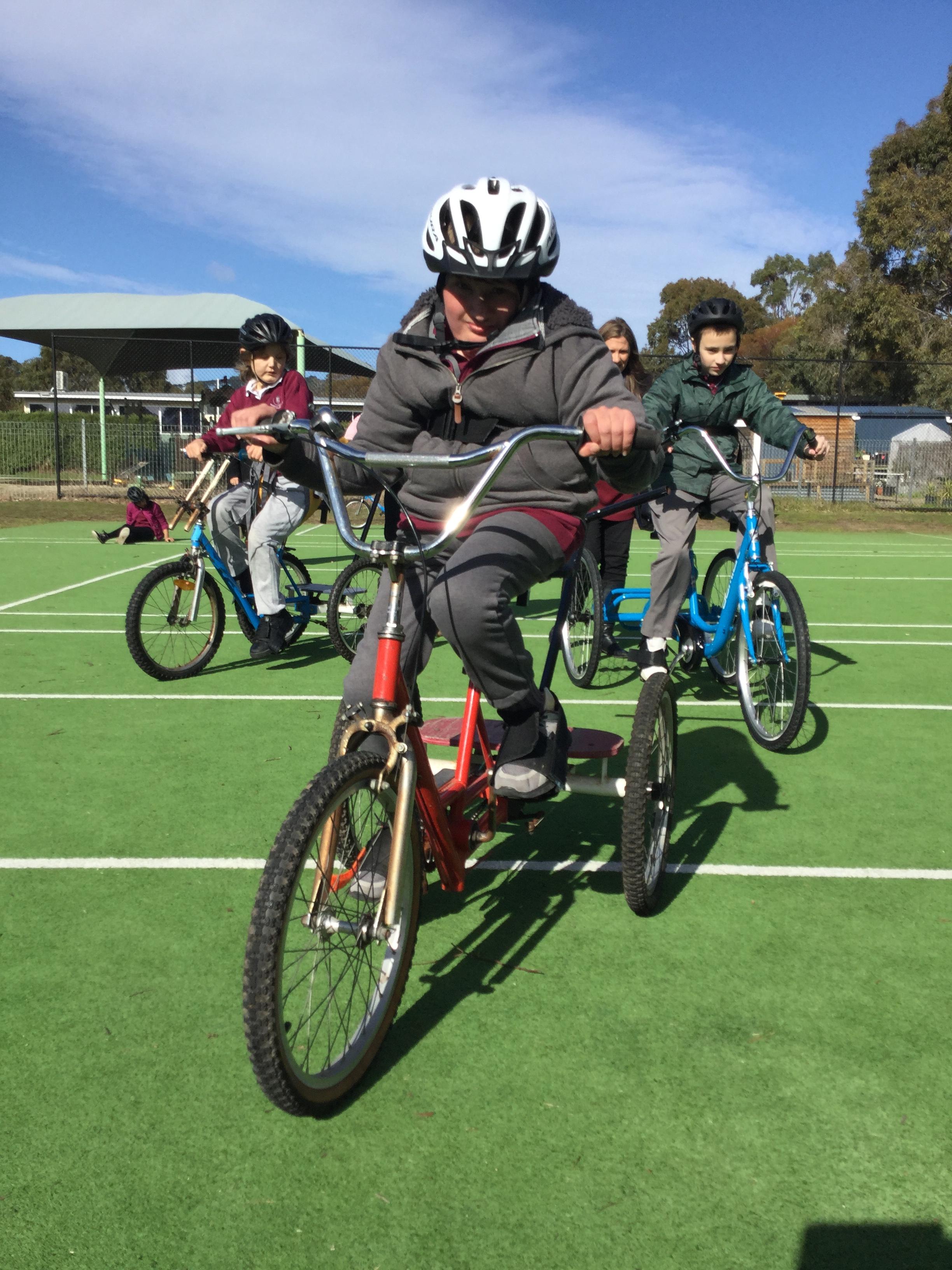 Physio Terapy - Bike Ed